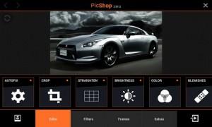 دانلود برنامه اندروید ویرایش تصاویر PicShop – Photo Editor v2.92.0