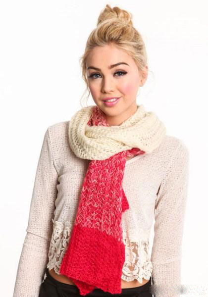 مدل شال گردن زمستانی , شال گردن دخترانه , مدل لباس 2014, مدل لباس زمستانی,model lebas 2014,مدل شال,مدل شال گردن بافتنی , الگوی شال گردن بافتنی