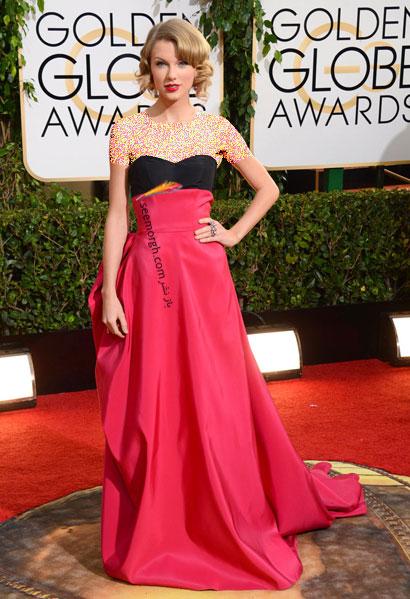 مدل لباس مجلسی 2014 , مدل لباس 2014 ,مدل لباس شب 2014 , مدل لباس گلدن گلوب 2014 , مدل لباس مراسم گلدن گلوب 2014,مدل لباس مهمانی 2014,مدل لباس مجلسی تنگ و بلند 2014