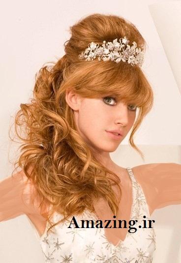 تاج عروس ساده ,تاج عروس قشنگ ,مدل تاج عروس 2014