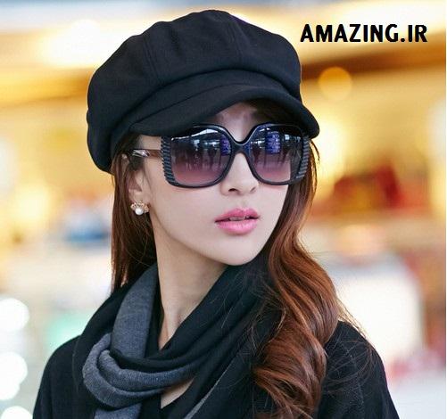 مدل کلاه بافتنی , مدل کلاه بافتنی 2014, مدل کلاه بافتنی کره ای