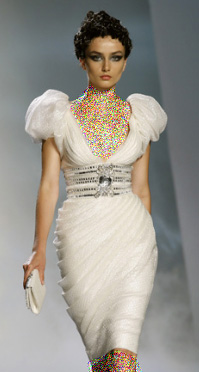 مدل لباس مجلسی کوتاه اروپایی 2014