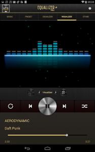 دانلود برنامه موزیک پلیر برای اندروید Equalizer + Pro (Music Player) v0.6