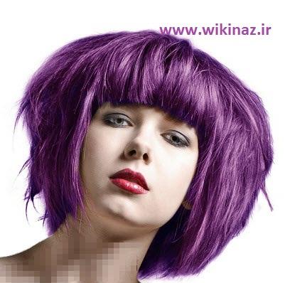 رنگ سال 2014 ,جدیدترین مدل رنگ مو 2014 ,مدل رنگ موی فانتزی 2014 ,شیک ترین مدل رنگ مو سال 2014 ,مدل مو زنانه 2014