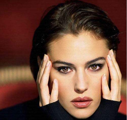 زیباترین زن 2014 , زیباترین زن سال 2014,خوشگل ترین زن سال 2014,مونیکا بلوچی 2014 ,