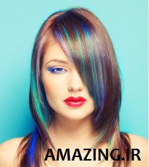 مدل رنگ موی 2014, رنگ مو دخترانه,رنگ مو 2014, مدل رنگ مو 2014