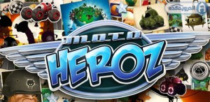 دانلود بازی جدید اندروید موتور سوار قهرمان Motoheroz v2.0.1