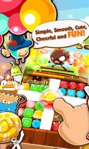 دانلود بازی جدید اندروید پیک نیک آب نباتی Candy Picnic v1.0.3.1