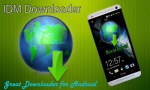 دانلود برنامه اندروید دانلود منیجر IDM Internet Downloader Magic 6.18.8
