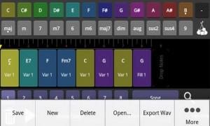 دانلود برنامه اندروید ساخت موسیقی EasyBand Studio v1.0.6