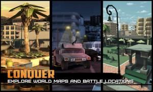 دانلود بازی جدید اندروید رقبا در جنگ Rivals at War: Firefight v1.3.2