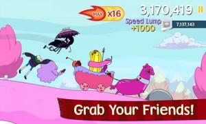 دانلود بازی جدید اندروید Ski Safari: Adventure Time v1.0.2