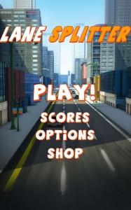 دانلود بازی جدید اندروید Lane Splitter v 4.0.4