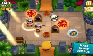 دانلود بازی جدید اندروید میمون های غارتگر Tiki Monkeys v1.0.4