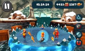 دانلود بازی جدید اندروید ماجراجوی قطبی Polar Adventure v1.1