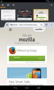 دانلود برنامه اندروید مرورگر فایرفاکس Firefox Browser for Android v27.0
