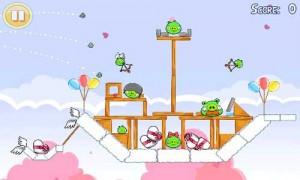 دانلود بازی جدید اندروید پرندگان خشمگین فصل ها Angry Birds Seasons v3.3.0