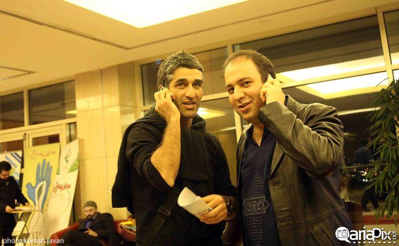 عکس پژمان جمشیدی, جشنواره فیلم فجر 92