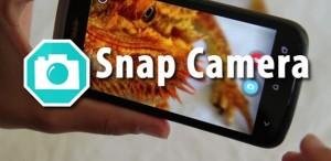 دانلود برنامه اندروید دوربین حرفه ای Snap Camera HDR v4.0.20