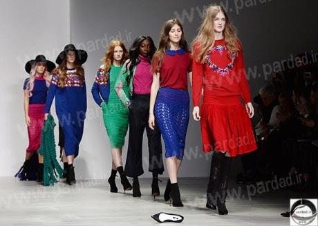 مدل ,مدل لباس , نمایشگاه مد لندن ,سوتی ,سوتی خفن  ,سوتی نمایشگاه مد , مانکن