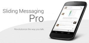 دانلود برنامه اندروید مدیریت اس ام اس Sliding Messaging Pro v8.17