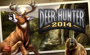 دانلود بازی جدید اندروید شکار گوزن 2014 – DEER HUNTER 2014 v1.2.4