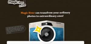 دانلود برنامه اندروید افکت گذاری بر روی تصاویر Magic Hour Camera v1.3.23