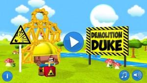 دانلود بازی جدید اندروید تخریب دوک Demolition Duke v19