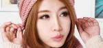 مدل کلاه و شال بافتنی دخترانه کره ای ۲۰۱۴ – ۹۳