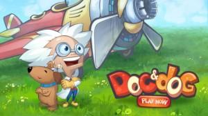 دانلود بازی جدید اندروید دکتر و سگ Doc & Dog v1.0.0.151