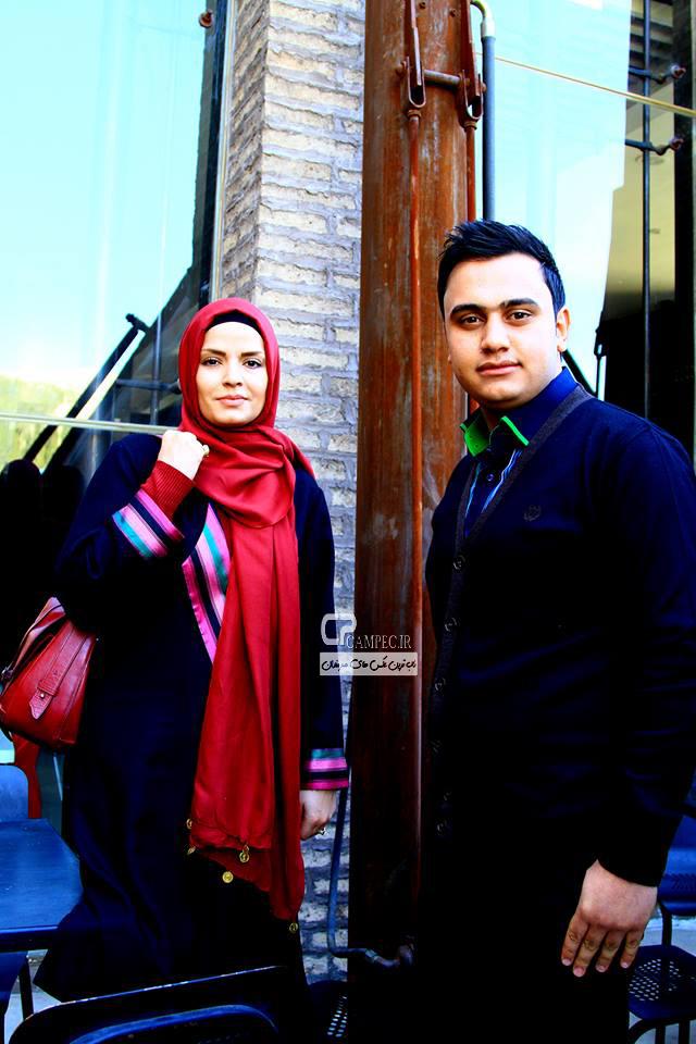 عکس های مهران رنجیر ,عکس های  نیلوفر پارسا,عکس های بازیگران