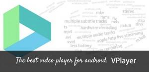 دانلود برنامه اندروید ویدئو پلیر VPlayer Video Player v3.2.6