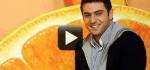 تراشیدن موی سر علی ضیا در برنامه ویتامین ۳