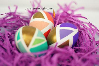 تزیین تخم مرغ سفره هفت سین 93 , مدل تزیین سفره هفت سین93,آموزش سفره هفت سین عید نوروز 93