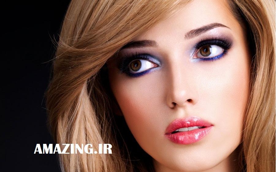 آرایش,مدل آرایش 2014,مدل آرایش صورت,میکاپ 2014,مدل آرایش 93,مدل آرایش صورت زنانه,آرایش دخترانه 2014