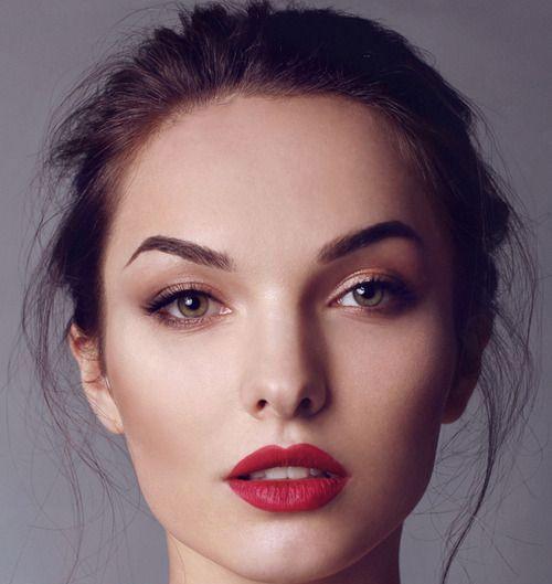 مدل آرایش صورت , مدل آرایش, آرایش صورت دخترانه, آرایش صورت 2014