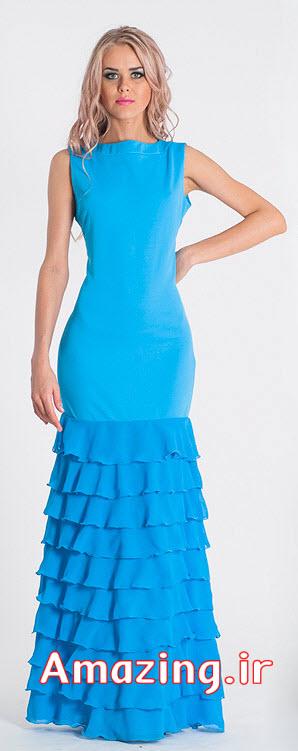 مدل لباس مجلسی کار شده ,دانلود مدل لباس مجلسی, لباس مجلسی جدید