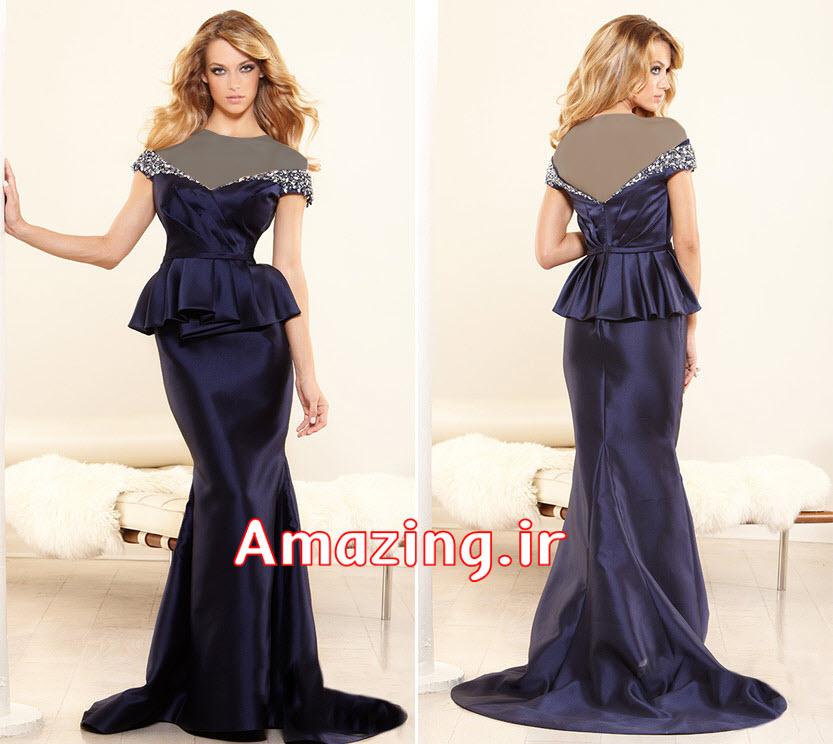 مدل لباس مجلسی 2014  , مدل لباس مجلسی 93 , مدل لباس مجلسی حریر 2014