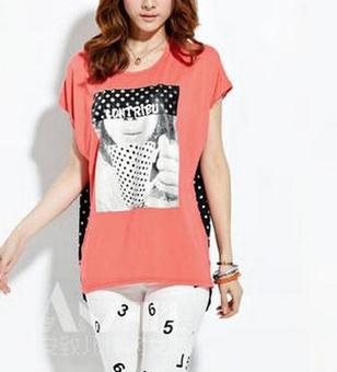 تیشرت اسپرت,مدل لباس,مدل لباس کره ای 2014, مدل لباس دخترانه