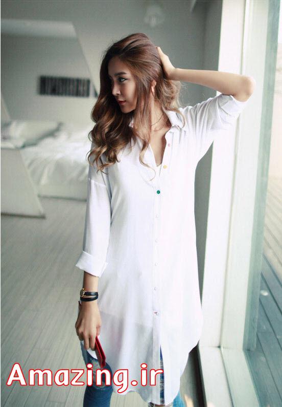 مدل مانتو , مدل مانتو 2014 , مدل مانتو 93 ,عکس از مانتوها , مانتو کره ای دخترانه