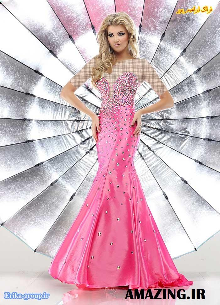 مدل لباس مجلسی , مدل لباس مجلسی بلند 2014, مدل لباس مجلسی رنگ سال 2014 , مدل لباس مجلسی 93