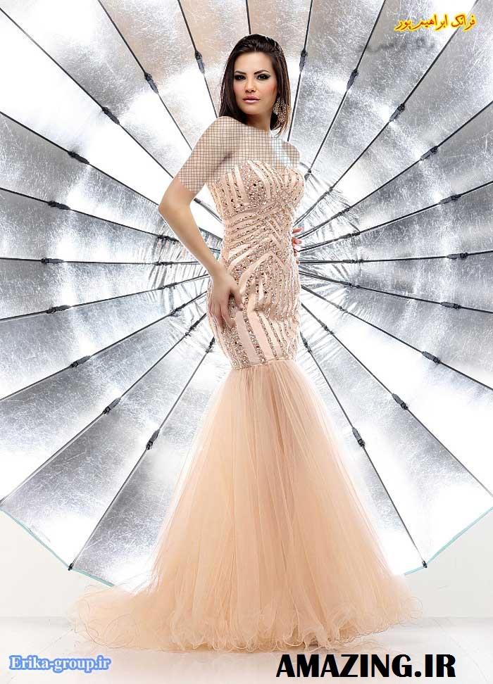 مدل لباس مجلسی حریر 2014 , مدل لباس مجلسی گیپور 2014 , مدل لباس مجلسی اروپایی 2014 , مدل لباس مجلسی بلند 2014