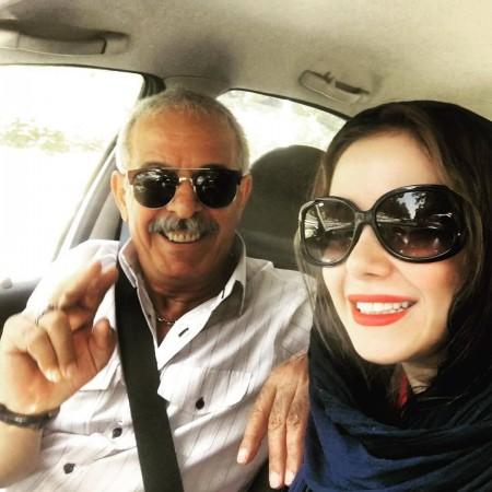 الناز حبیبی , الناز حبیبی و همسرش , بیوگرافی الناز حبیبی , عکس الناز حبیبی , اینستاگرام الناز حبیبی