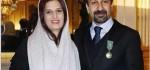 عکسی از اصغر فرهادی و همسرش در فرانسه