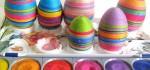 ایده های جدید برای تزیین تخم مرغ سفره هفت سین نوروز زیبا