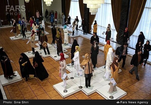عکس , جشنواره مد , مدل اسلامی,عکس از جشنواره مد و لباس اسفند 92, مدل و لباس وزارت ارشاد, مدل لباس