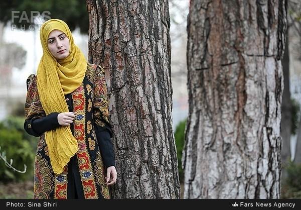 عکس از جشنواره مد و لباس اسفند 92,مدل مانتو, مانتو اسلامی