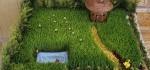عکس هایی از ایده های جدید تزیین سبزه هفت سین ۹۳