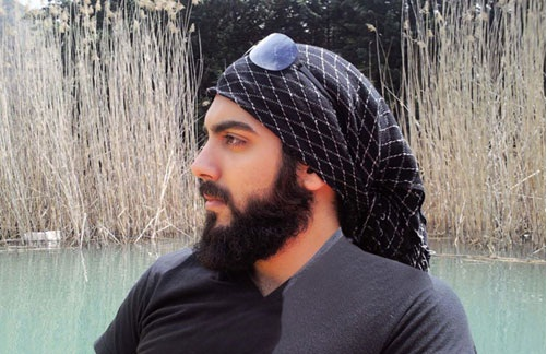 تصاویر بهادر زمانی ,بهادر زمانی در نقش حضرت عباس ,فیلم رستاخیز