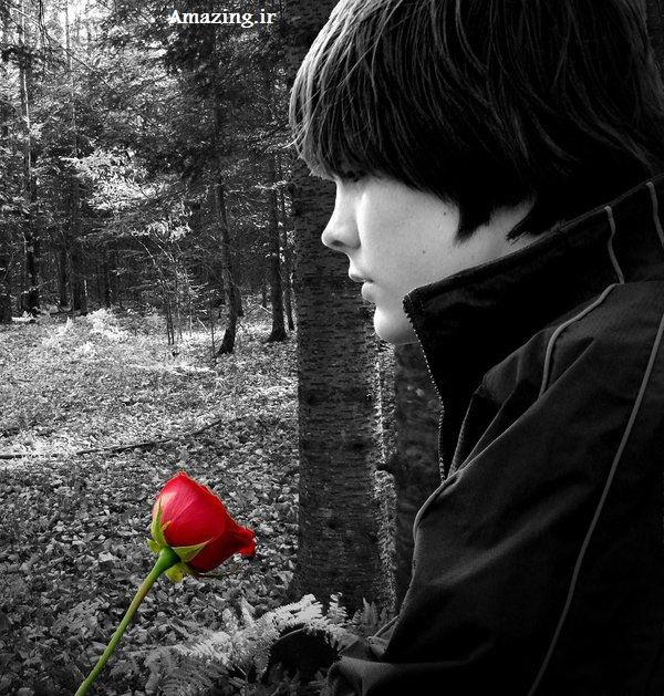 عکس عاشقانه جدید,عکس جدید عاشقانه پسرانه غمگین